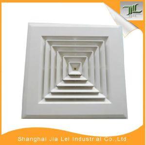 T-Bar Plastic Ceiling Air Diffuser