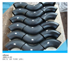 Steel 20 Carbon Steel Pipe Fitting Seamless GOST 17375 Elbow pictures & photos