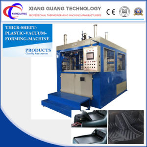 Semi-Automatic Plastic Plate Making Machine Thermoforming Machine pictures & photos