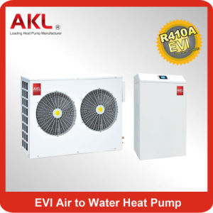 Best Selling Air to Water Split Heat Pump for Hotel pictures & photos