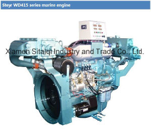Steyr Wd415 Series Marine Diesel Engine with Power Range 58kw-158kw pictures & photos