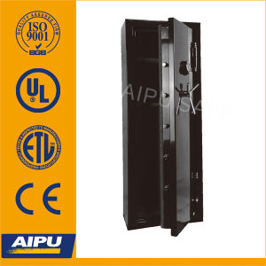 16gun Fireproof Gun Safe with Electronic Lock and Balck High Gloss 59.1 X22 X16 (inch) pictures & photos