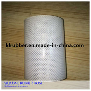 FDA Certificated Food Grade Fiber Reinforced Silicone Hose pictures & photos