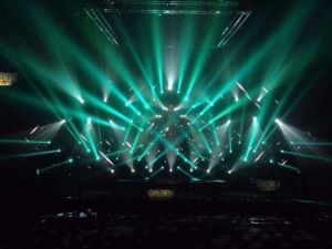 DMX Moving Head Equipment Stage Light 5r Beam 200W Sharpy Lighting pictures & photos