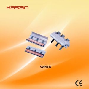 Capg Bimetallic Type Cable Clamp pictures & photos