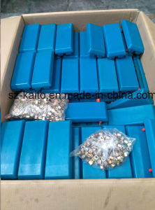 Blue Poly Track Pads for Wirtgen Milling Machine W2000 pictures & photos