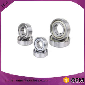 China 6200 Series Deep Groove Ball Bearing 6205 for Coal Mining Machinery pictures & photos