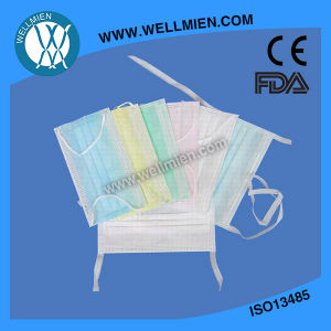 EN14683 and FDA510K Surgical Mask Type IIR pictures & photos