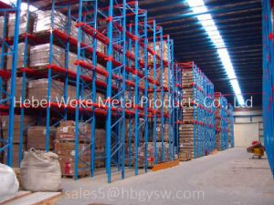 Drive Through Racking for Warehouse Storage pictures & photos