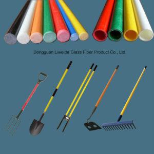 Insulation Anti-Static Fiberglass FRP GRP Handle Tubes/Pole