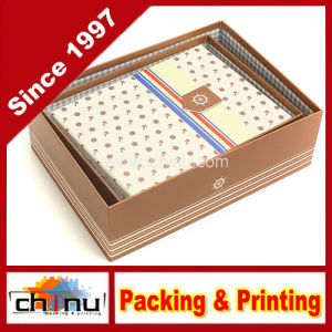 Paper Gift Box / Paper Packaging Box (12C3) pictures & photos
