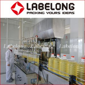 Linear Cooking Oil Filling Machine pictures & photos