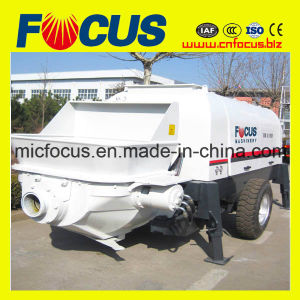 Hbts80 80m3 /H High Pressure Diesel Concrete Pump for Sale pictures & photos