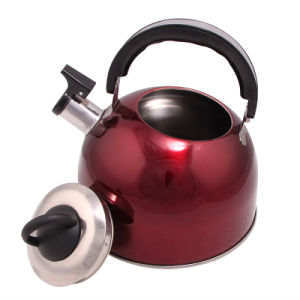 2015 Stainless Steel Non-Electric Tea Kettle pictures & photos