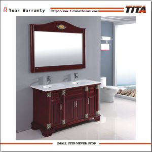 Bathroom Vanity Unit/Traditional Bathroom Vanities/Luxury Bathroom Furniture (TH20116) pictures & photos
