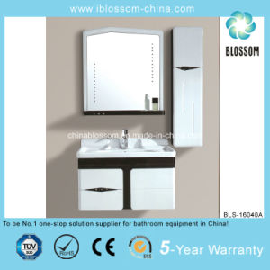 New PVC Bathroom Vanity (BLS-16040A) pictures & photos