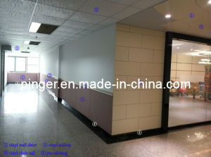 2015 New Style Door Protection Sheet for Hospital pictures & photos