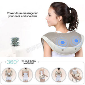 Health Care Tapping Neck and Shoulder Body Massager Belt Hammer pictures & photos