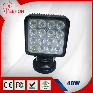 10~30V 48W Commercial Electric LED Work Light pictures & photos