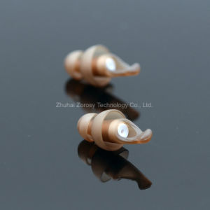 23dB Silicone Earplug with T-Filter pictures & photos