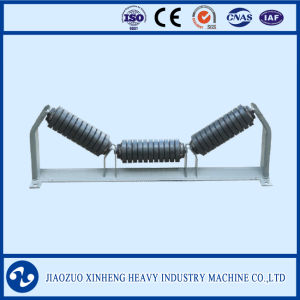 Belt Conveyor Steel Roller and Polyurethane Roller pictures & photos
