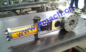 Slide Plate Type Hydraulic Extrusion Screen Changer From China Manufacturer pictures & photos