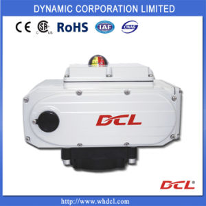 DC24V Al-Alloy Material on-off Electric Actuator for Valve pictures & photos