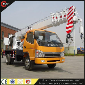 China Map Power 7ton Hydraulic Truck Mounted Crane pictures & photos