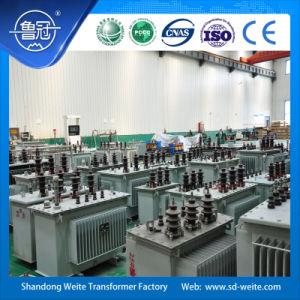 IEC60076 Standard, 6kV/6.3kv Distribution Electric/Electrical set down Transformer