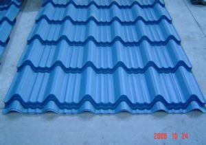 Round Wave Color Roof Tile pictures & photos