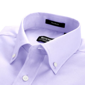 Oxford Man′s Heavy Woven Shirt Fabric pictures & photos