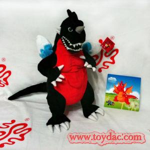 Plush Puppet Dinosaur pictures & photos