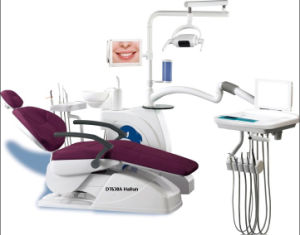 Euro-Market! ! ! 2017 Best Selling Improved DT638A Haitun Dental Chair pictures & photos