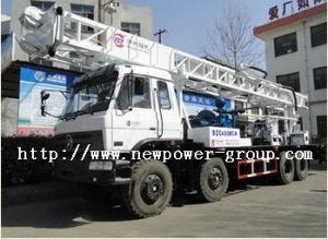 Truck Mounted Drilling Rig (BZC400BCA)