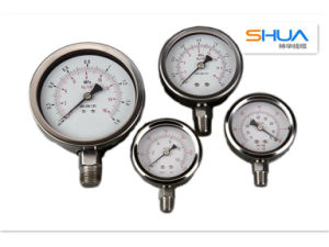 Various Series of Pressure Gauges pictures & photos