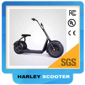 2017 Harley Electric Citycoco Scooter 800W 1000W 1500W Electric Motorcycle for Adults pictures & photos