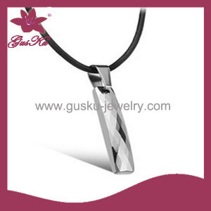 High Quality Health Care Tungsten Pendant Jewelry (2015 Gus-Tupn-004) pictures & photos