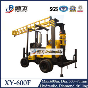 600m Depth High Quality Water Well Drilling Equipment for Tanzania pictures & photos