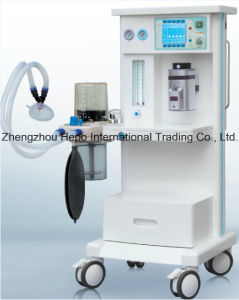 Ce Clinical Anesthesia Apparatus Machine with Ventilator (HP-AA560B1) pictures & photos