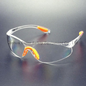 High Qulaity Safety Glasses with Pad (SG102) pictures & photos