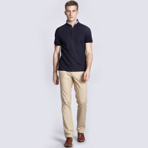 New Hot Sale Polo Shirt for Men Cotton/Polyester Golf Polo Shirt Short Sleeve pictures & photos