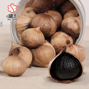 Chinese Hot Sale Weight Black Garlic 800g pictures & photos