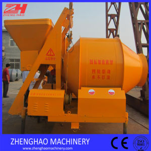 Drum Type Jzm500 Concrete Mixer