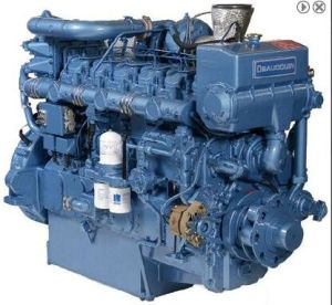 Baudouin Marine Diesel Engine for 6m26 8m26 12m26 Power 338kw-970kw pictures & photos