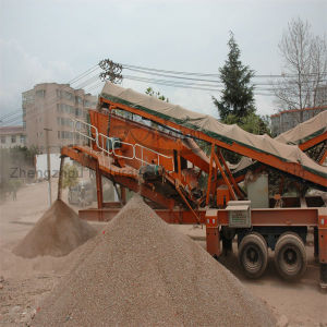 China Best Seller Mobile Screen Plant