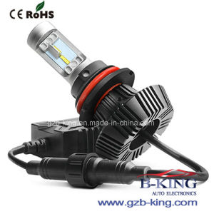 Super Bright Fanless 4000lm Philips Zes LED Headlight for Car pictures & photos