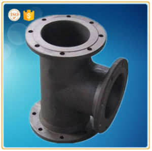 OEM Casting Iron Tee Pump Part Valve Part pictures & photos