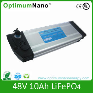 Lithium Ion Battery 48V 10ah for Bike with BMS pictures & photos
