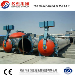 Upward Opening AAC Autoclave AAC Sand Lime Block AAC Fly Ash Block Autoclave pictures & photos