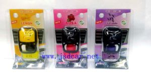 Three Color Car Air Freshener, Car Vent Perfume (JSD-A0108) pictures & photos
